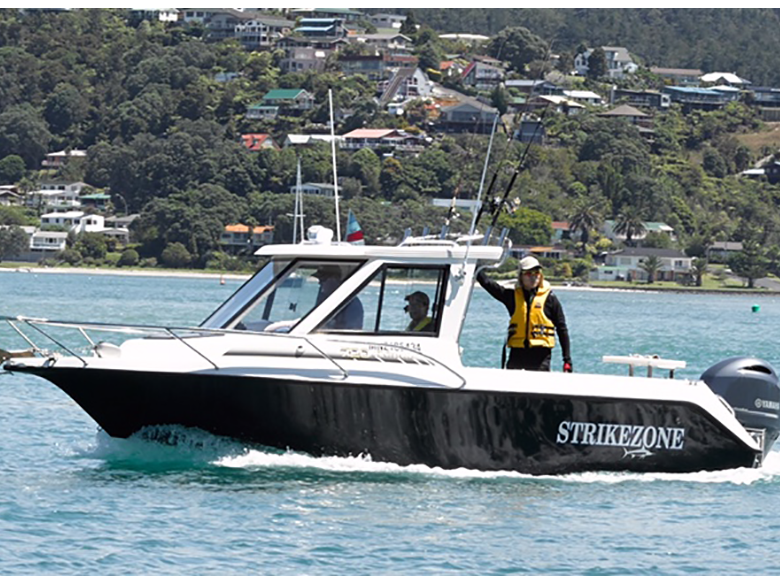 Strikezone Fishing Charters Tairua